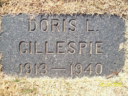 Doris Louise Gillespie