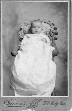 Elsie Madalene <i>Shoemaker</i> Burton