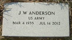 J. W. Anderson