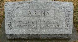 Walter Scott Atkins