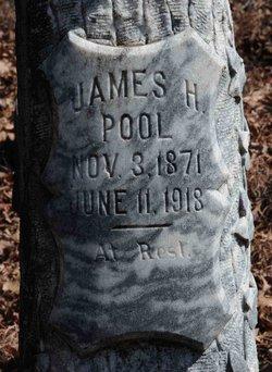 James Hiram-Mitchell Pool