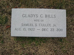 Gladys <i>Bills</i> Culley