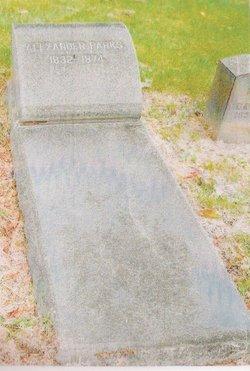 Alexander E. Parks