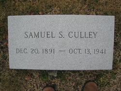 Samuel S Culley