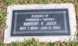 Robert Foster Jack