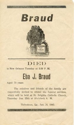 Eba Joseph Braud
