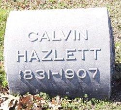 Calvin Hazlett