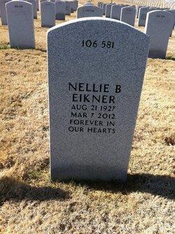 Nellie B Eikner