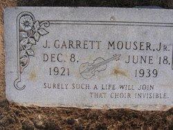 John Garrett Mouser, Jr
