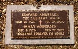 Edward Andersen