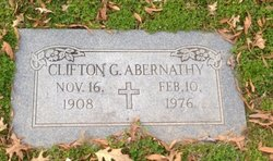 Clifton G. Abernathy