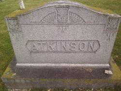 Infant Daughter Atkinson