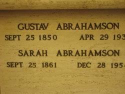 Sarah Abrahamson