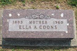 Ella A. <i>McClain</i> Coons