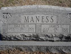 James E Maness