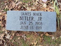 James Mack Butler, Jr