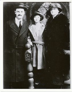 Frances Augustina Carolina Henriella Marie <i>Lange</i> Tessem