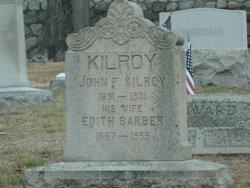Edith <i>Barber</i> Kilroy