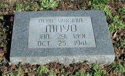 Dedie Virginia Mayo