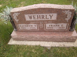 Frank E. Wehrly