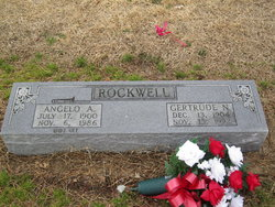 Angelo A Rockwell