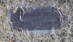 Agnes N Allen