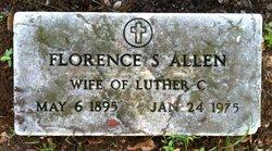 Florence S Allen