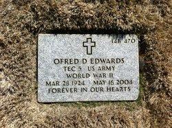 Ofred D Edwards