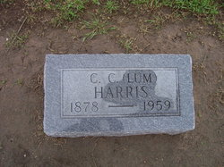 C. C. Lum Harris