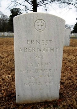 Ernest Abernathy