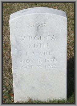 Virginia Ruth <i>Andersen</i> Gabrielson