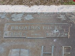 Broadus Hicks Hemphill