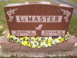 William Arden LeMaster