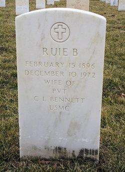 Zeruah B Ruie <i>Titus</i> Bennett