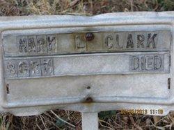 Mary Polly <i>Henson</i> Clark