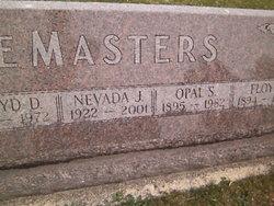 Nevada J LeMasters