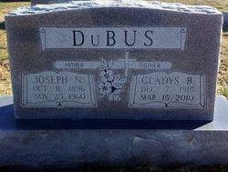 Gladys Nellie <i>Bulla</i> DuBus