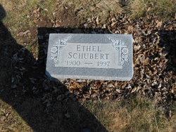 Ethel M <i>Tallman</i> Schubert