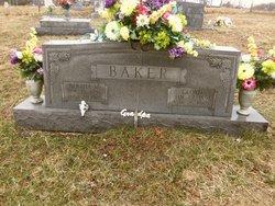 Bertha Mae <i>Gabbard</i> Baker