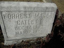 Forrest Major Catlett