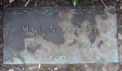 Martin Allart, Sr
