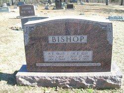 Andrew Edward Ed Bishop