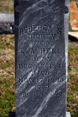 Rebecca Sarah <i>Dickey</i> Bell