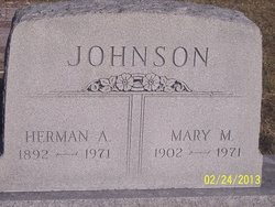Mary Margaret <i>McKinley</i> Johnson