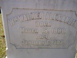 William Walker Alexander