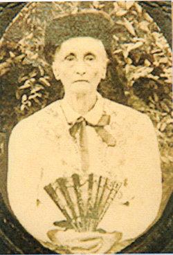 Mahala Ann <i>Crocker</i> Boren