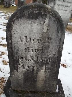 Alice P Harris