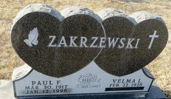 Paul F Zakrzewski