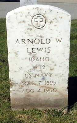 Arnold W Lewis