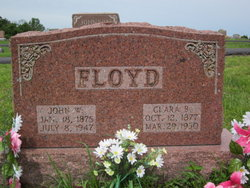 Clara Belle <i>Rogers</i> Floyd